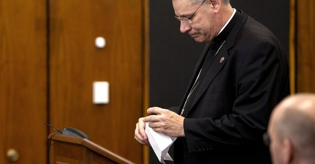 Pope accepts resignation of bishop who didn't report abuse