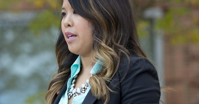 Judge halts worker's comp claim for Ebola nurse Nina Pham