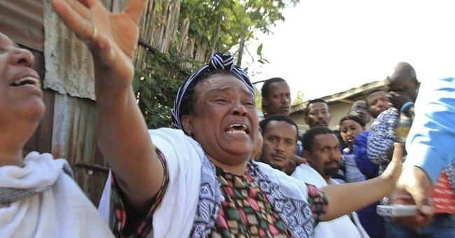 Protest held in Ethiopia over killings by Islamic extremists