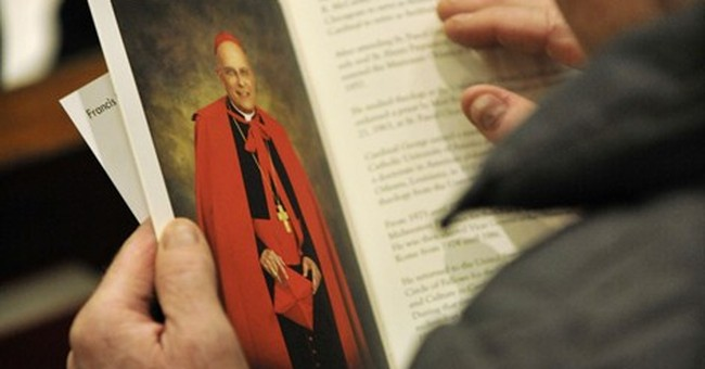 First day of visitation for Chicago's Cardinal George begins