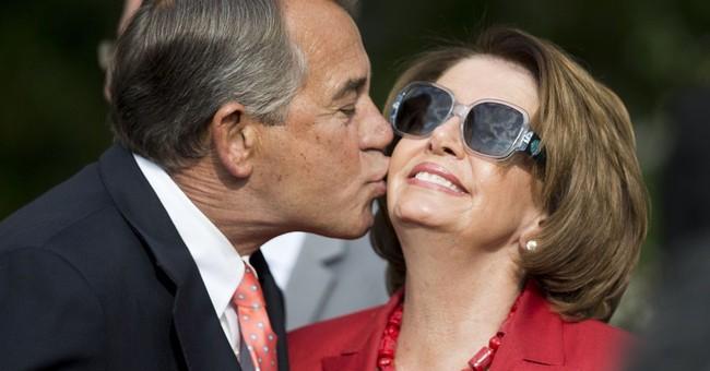 Obama, lawmakers mingle to mark rare bipartisan breakthrough