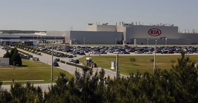 Authorities ID shot worker and suspect in Kia plant shooting