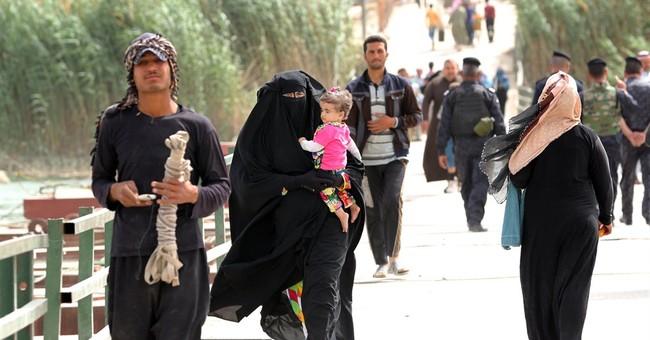 Flee or return: Ramadi residents face a tough choice