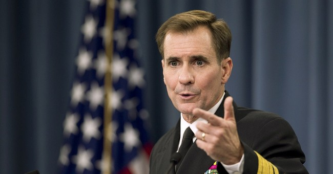 Officials: Ex-Pentagon spokesman to move to State Department