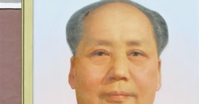 Chinese man jailed for splashing ink on Mao Zedong portrait