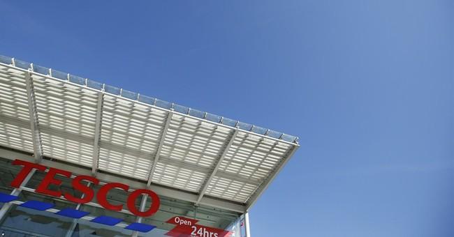 Tesco reports $8.5 billion loss as it seeks turnaround