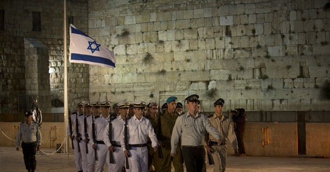 Israelis honor war dead with somber Memorial Day