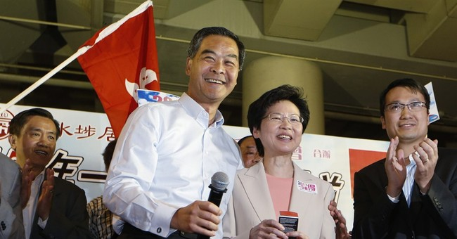 Hong Kong faces resistance with Beijing-backed election plan
