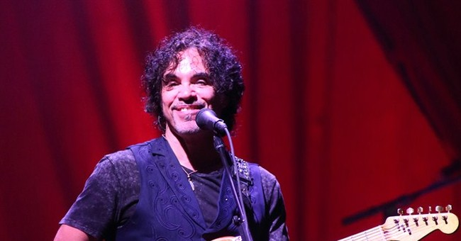 On his list: John Oates of Hall & Oates has book deal