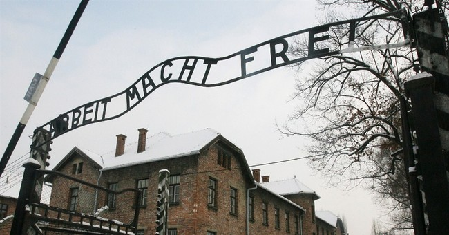 Auschwitz site urges people to pre-book their visits