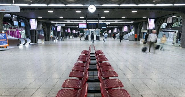 Transport chaos as public sector strike hits Brussels