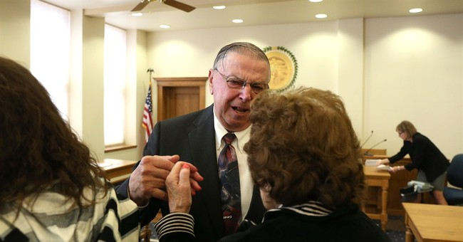 Former Iowa lawmaker acquitted in spousal sex abuse trial