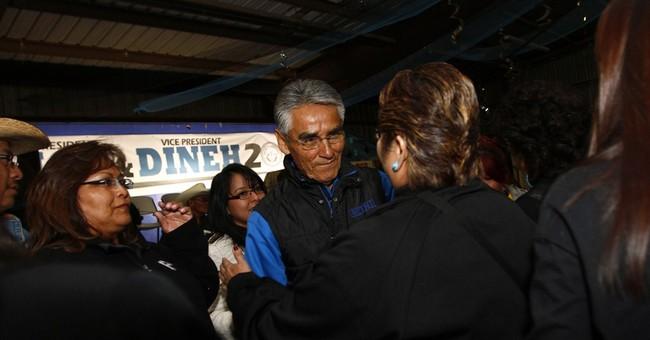 Tribal businessman upsets former Navajo president in race