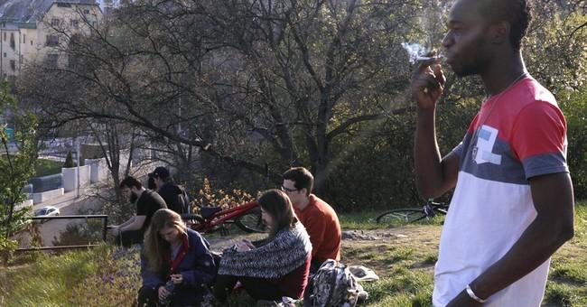 Migrants take long, winding road to reach EU gateway Hungary