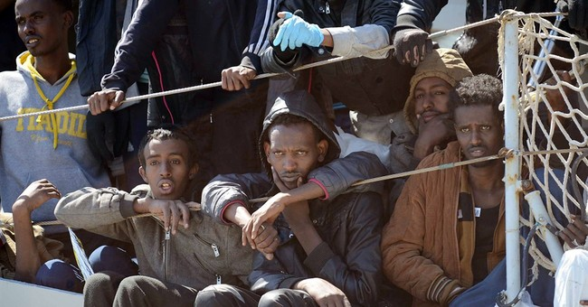 In Libya's anarchy, migrant smuggling a booming trade