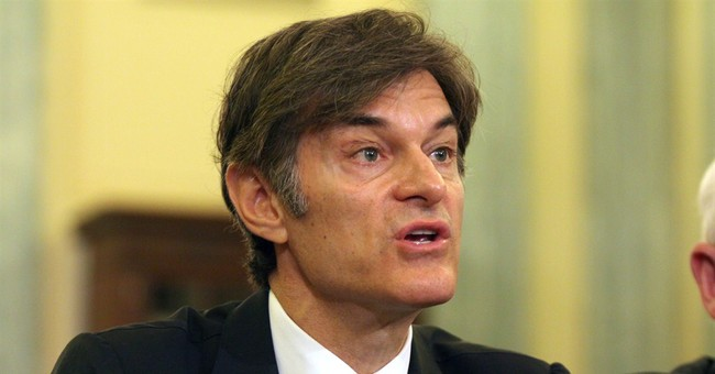Dr. Oz mounts spirited defense against critical letter