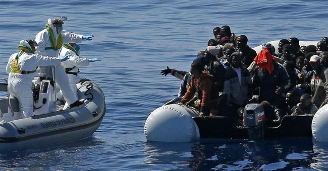 EU leaders commit ships, aid to address migrant crisis