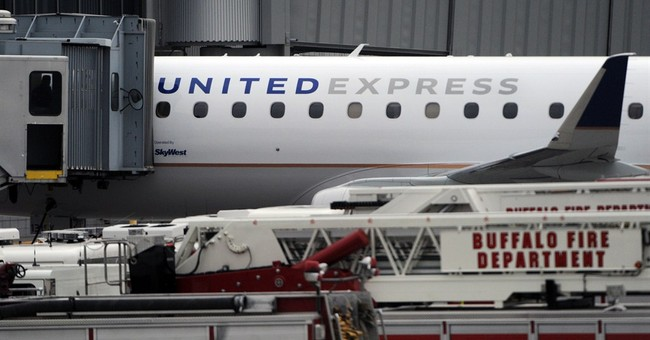 Illness on flight diverted to Buffalo remains unexplained