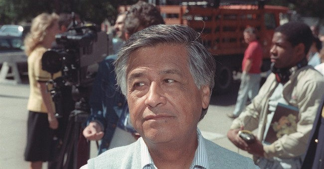 Correction: Cesar Chavez-Military Honors story