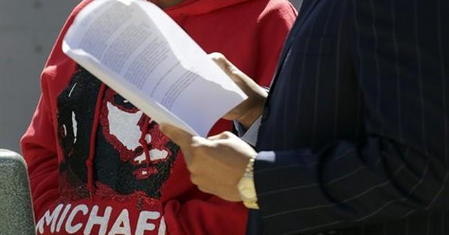 Michael Brown's parents file lawsuit against Ferguson