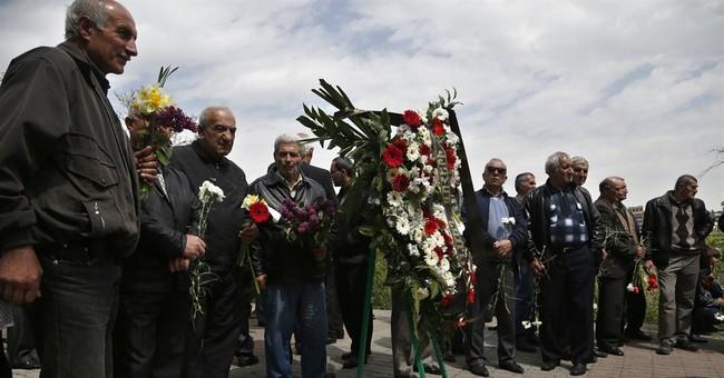 Armenians still haunted by Turkish massacres 1 century later