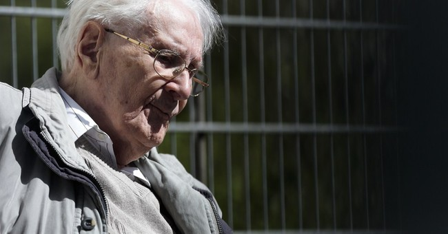 Former SS guard: 'couldn't imagine' Jews surviving Auschwitz