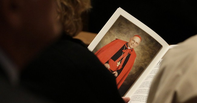 Catholics say final farewell to Chicago's Cardinal George