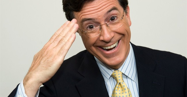 Colbert read Flannery O'Connor story for 'Selected Shorts'