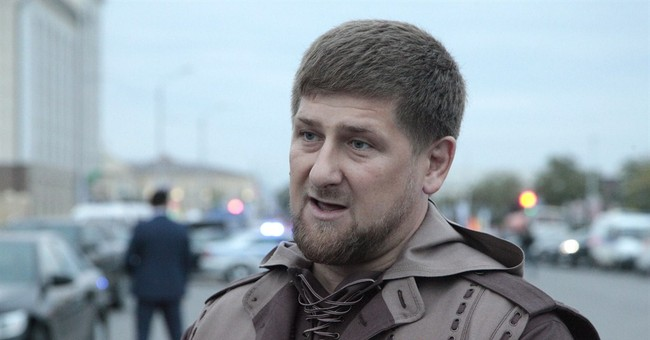 Chechen leader to men: Fire on unauthorized federal troops