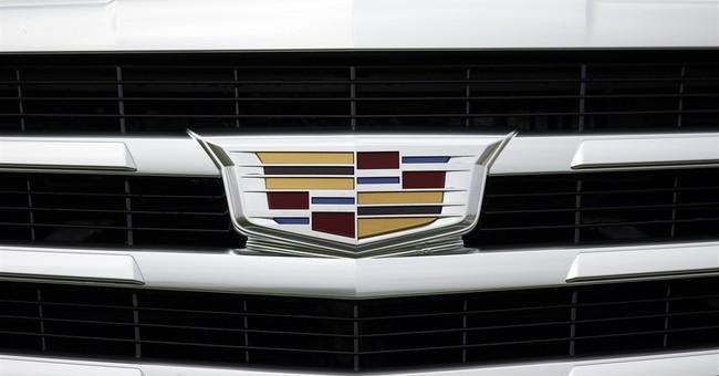Car buyers think big in 1Q, boosting profit at GM