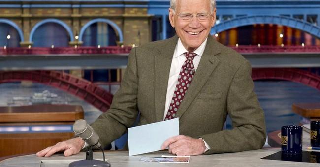 CBS books prime-time Letterman highlight show