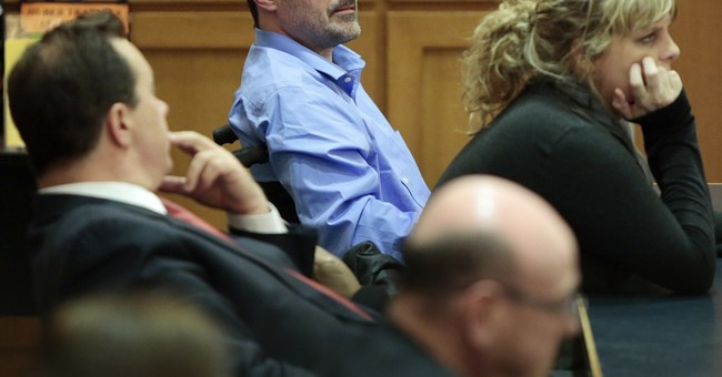 Ex-deputy with Lou Gehrig's disease not guilty in killings