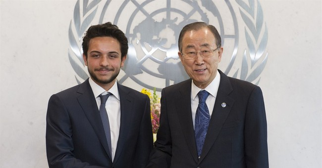 Prince, 20, is youngest to chair UN Security Council meeting