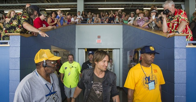 Keith Urban, Jimmy Cliff headline opening day of Jazz Fest