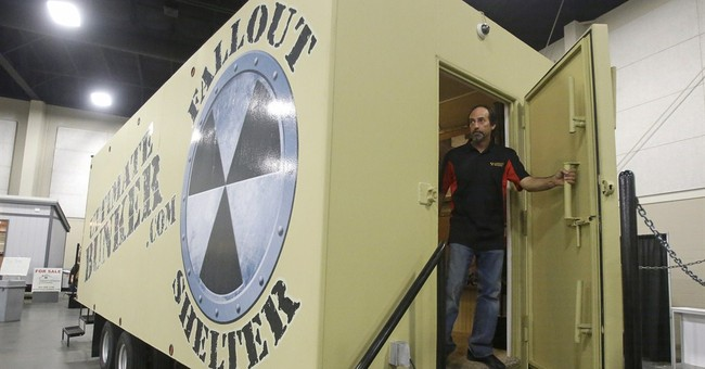 Thousands attend 1st 'preppers' expo in Utah suburb