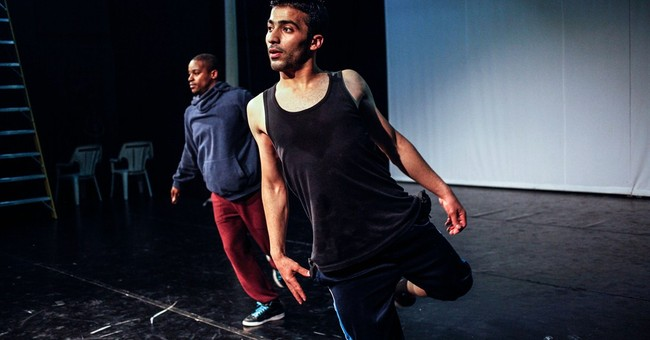 Iraqi boy's dream of becoming dancer defied threats, borders