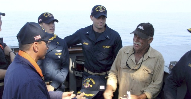 Missing mariner is man who survived 12 days lost at sea