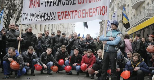 Leading Ukraine politician says billionaire inciting unrest