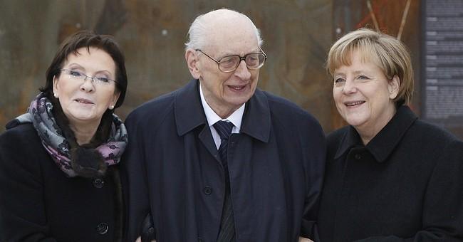 Former Polish foreign minister Bartoszewski dies at 93