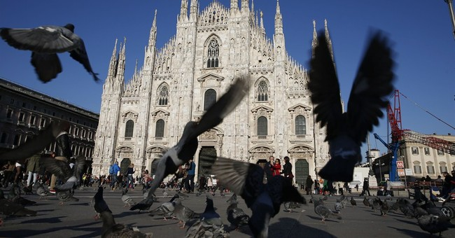 Milan spiffs up for Expo 2015