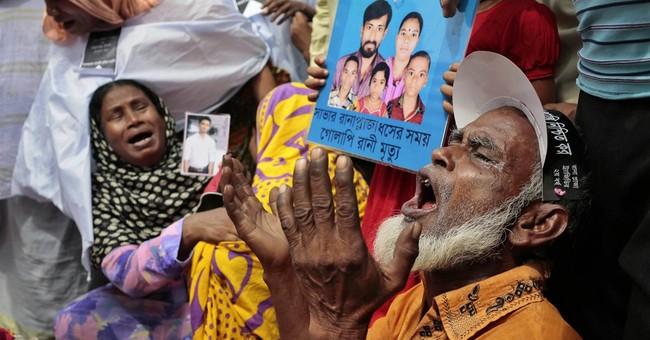 Bangladesh mourns anniversary of garment factory disaster
