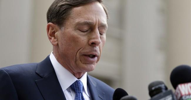 Petraeus sentenced to 2 years' probation for military leak
