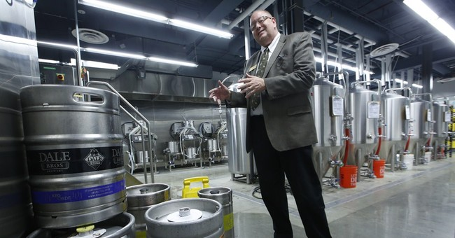 BYOB: It's brew your own beer at some colleges