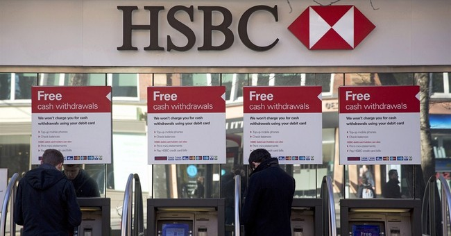 HSBC considers moving headquarters from Britain