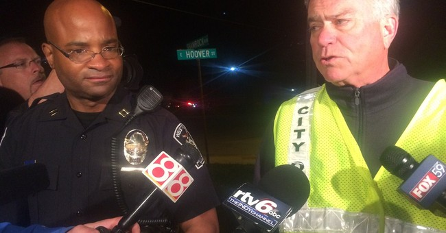 Police: Stage collapses at Indiana school; more than 12 hurt