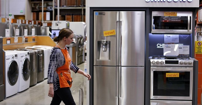 Durable goods orders up, but business investment falls again