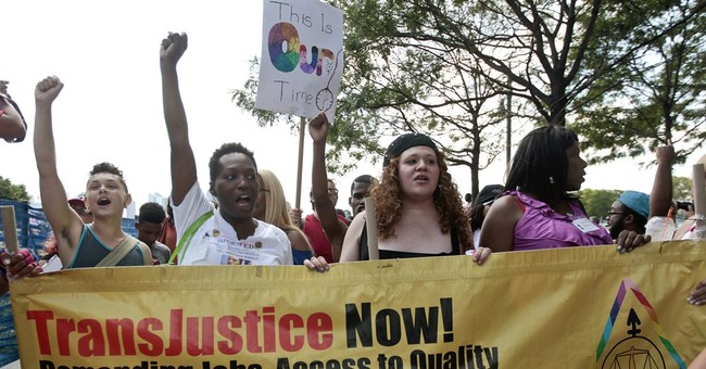 5 things to know about transgender Americans