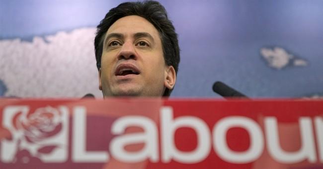 Opposition leader accuses Cameron of weakening UK in world