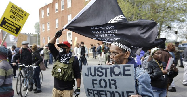 The Latest: Baltimore mayor calls for peace after protests
