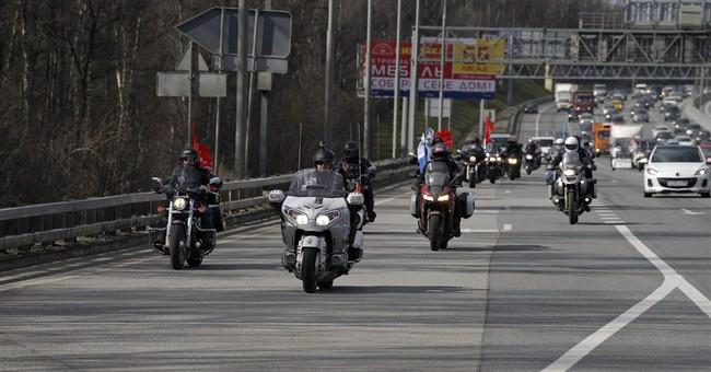 Russian bikers begin run despite Polish entry ban